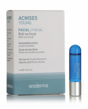 ACNISES YOUNG.4ML.ROLL.ON FOCAL
