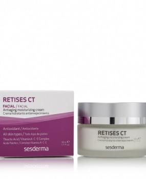 RETISES CT.CREMA FACIAL HIDRATANTE.50ML.